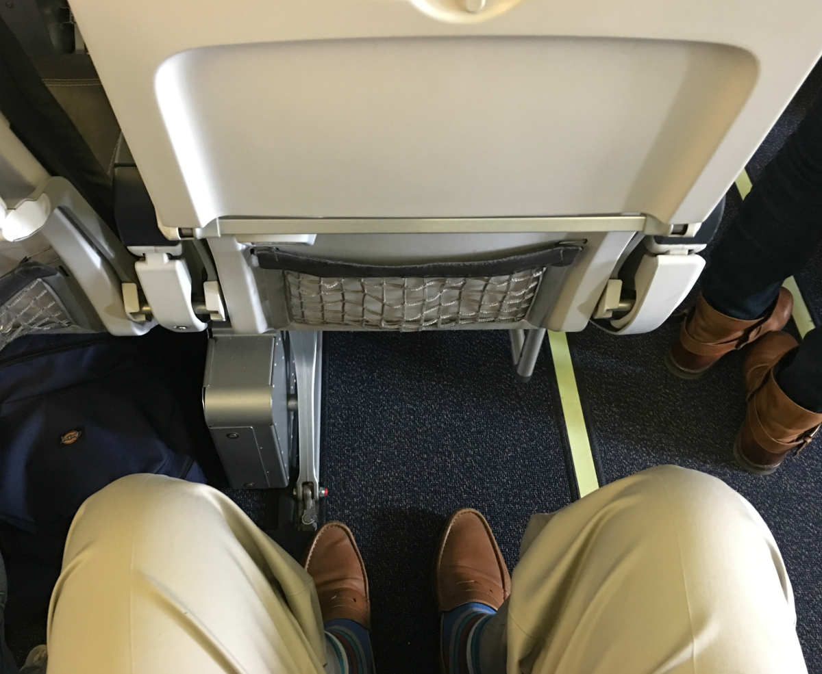 Alaska Airlines Premium Class Seating Sevenr